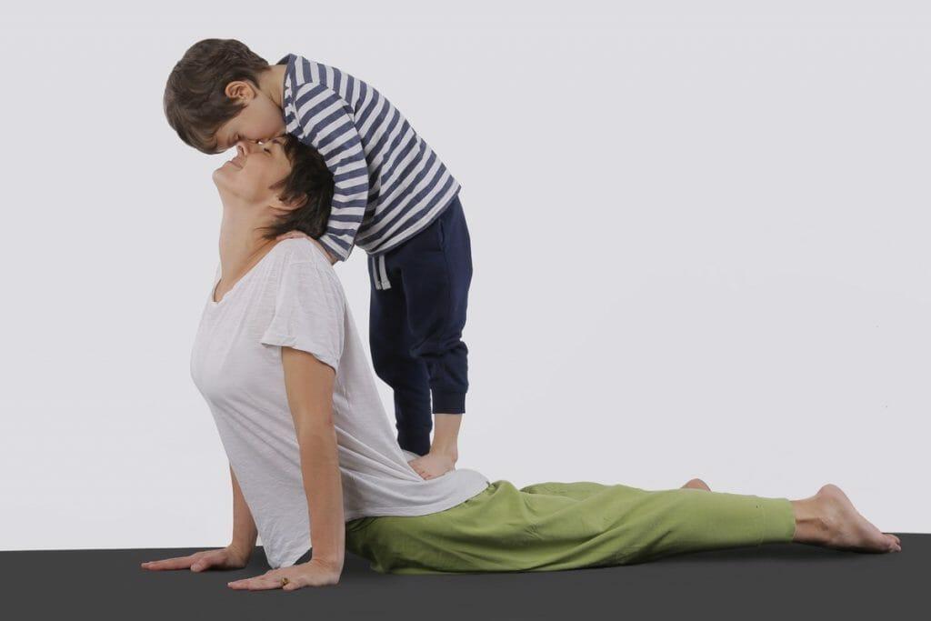 Anyaszületett - szülés utáni torna
