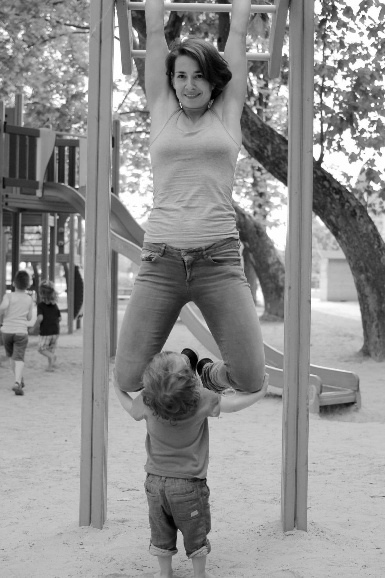 mozgás szülés után
